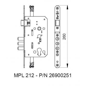 Model 8-W